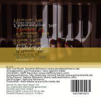 "Rückseite CD ""Retterherz"" Dorothe Wilmanns"
