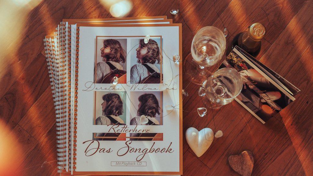 Retterherz Das Songbook